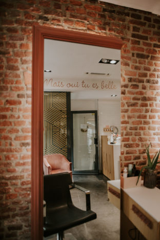 Le LAB, c'est votre salon de coiffure du Vieux-Lille: coupes, couleurs, brushings, extensions, soins...